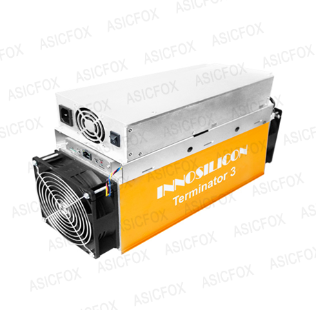 Asic Innosilicon T3-39T Miner NEW