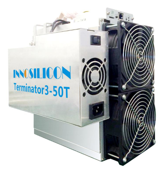 Asic innosilicon T3-50T Предзаказ