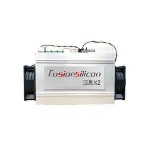 Асик FusionSilicon X2 New