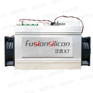 Asic FusionSilicon X7+ Предзаказ
