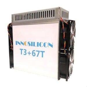 Innosilicon T3+ Pro 67th