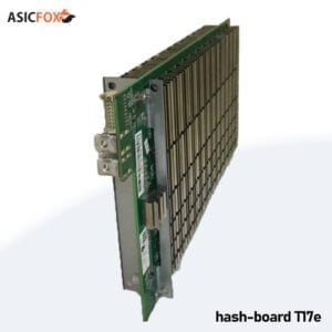 Хеш плата Antminer T17  T17e ( Hash board )