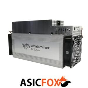 Whatsminer M30S++ 112Th