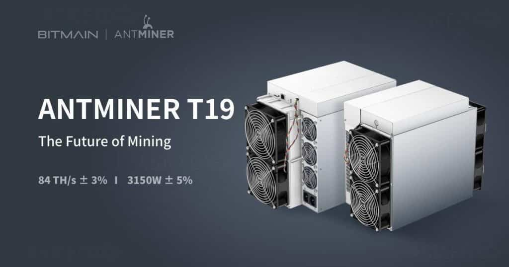 Asic Bitmain Antminer T19
